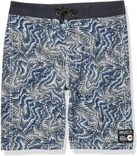Load image into Gallery viewer, RVCA Boys' Big Halston Trunk - Indi Surf