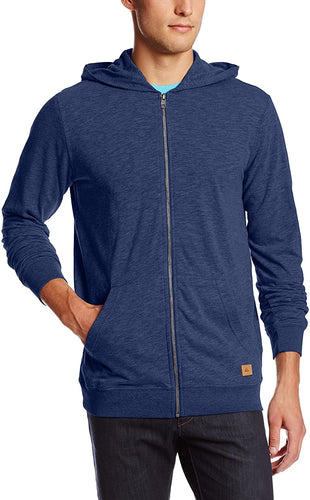 Quiksilver Men's Layer Staple Crew Neck Knit Top, Estate Blue