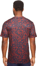 Load image into Gallery viewer, Rip Curl  Men's Aggrolite Surf Shirt Short Sleeve Red X-Large