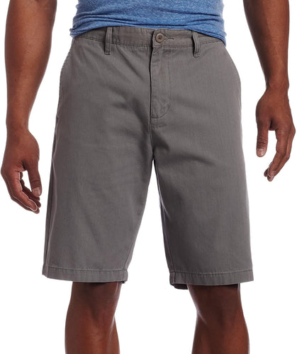RVCA Men's Rascal Short, (SMK) Smoke