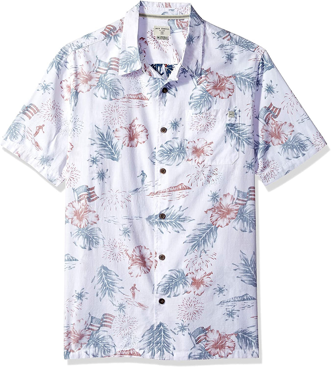 O'Neill Mens Freedom Woven Top