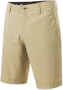 "O'Neill Men's Loaded Stripe Hybrid 20"" Inch Outseam Walk Short/Board Short, Size 30"
