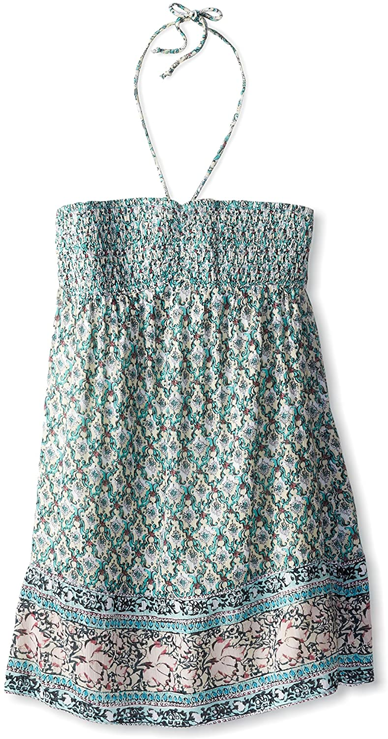 O'Neill Girls Amber Dress, (AQU) Aqua