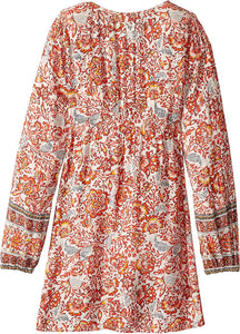 Billabong Girls' Girls' Another Song Coverup/Dress, (VCO) Vintage Coral