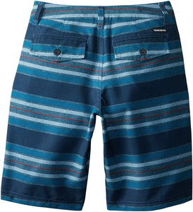 Quiksilver Big Boys' Stripe Amphibian A Short