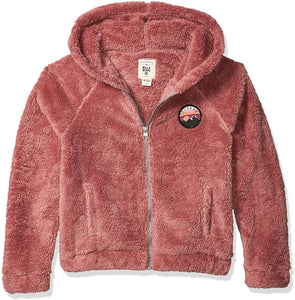 Billabong Girls' Girls' Snow Day 2 Fleece Jacket