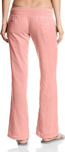Rip Curl Juniors Lns Beach Pant, (PEA) Peach, Size Medium