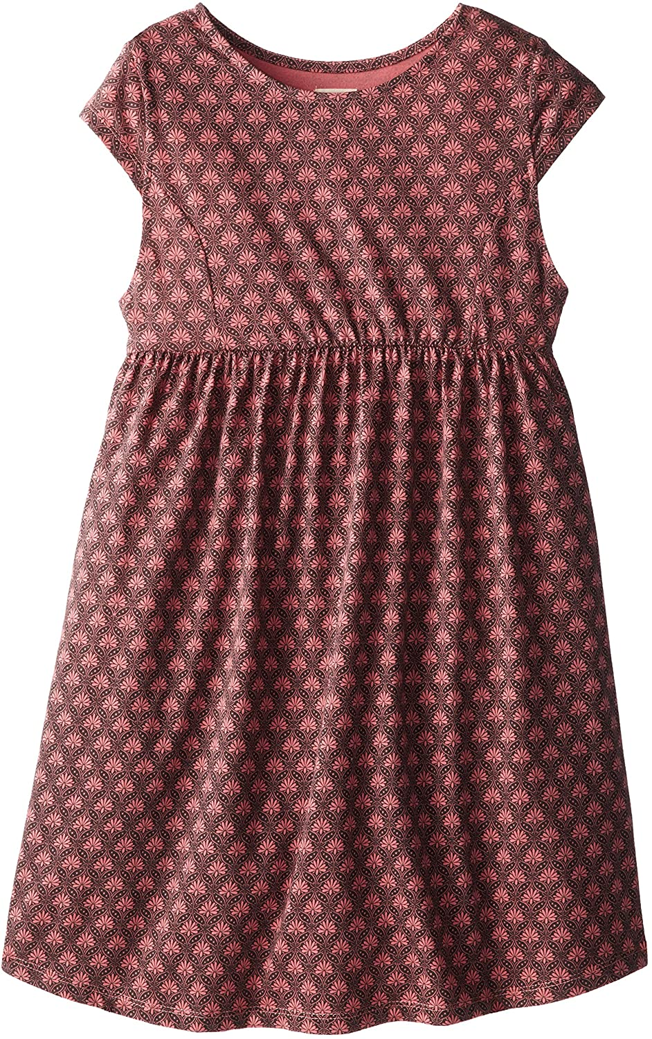 O'Neill Big Girls' Addie Dress (WIN) Winter Rose