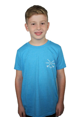 indi surf t-shirt t shirt tshirt tee shirt manhasset surf shop skate shop new york boys