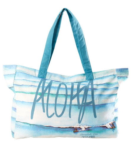Rip Curl Aloha By GFK Tote Bag, (BLU) Blue