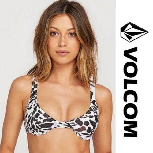 Volcom Women's are You Ready Underwire Bikini Top
