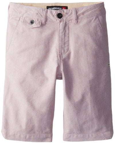 Quiksilver Boy's Avalon Shorts, Baked Clay, Boy's Size 24