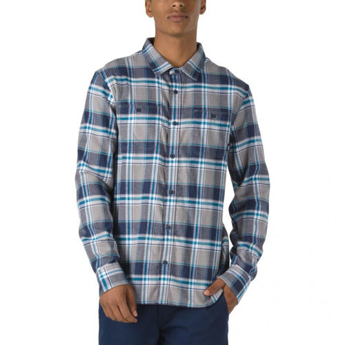 Vans Men's Banfield III Flannel Shirt