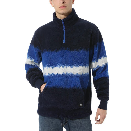 Vans Men's Cozy Sherpa 1/4 Zip Fleece