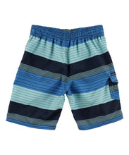 Load image into Gallery viewer, O'Neill Boy's Santa Cruz Stripe Boardshorts, (NVY) Navy, Boys Size 29 (18)