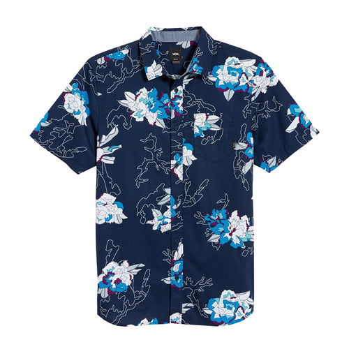 Vans Men's Deacon S/S Sleeve Button Down Shirt