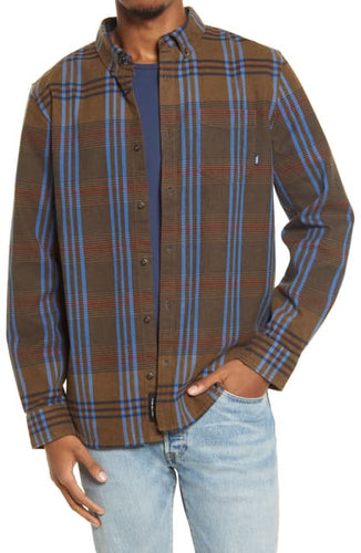 Vans Kramer Men's Long Sleeve Flannel Shirt