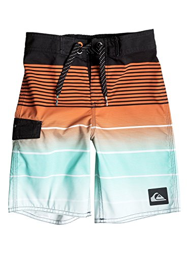 Quiksilver Little Kids Division Magic Boy Boardshorts, Multicolored, Boy's Size 5