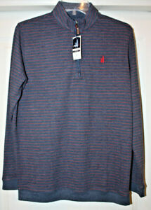 Johnnie-O Boys Emmett 1/4 Zip Pullover, Twilight, 16