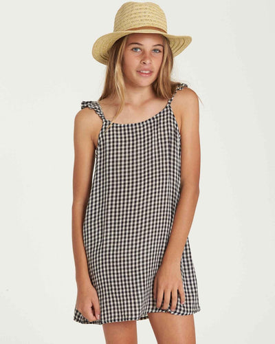 Billabong Girl's Envy The Sweet Dress, Small 7/8