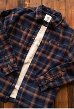 Load image into Gallery viewer, Katin Men's Harold Sherpa Lined Flannel Shirt/Jacket