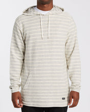 Load image into Gallery viewer, Billabong Men's Flecker Lite Pullover Hoodie, Off White