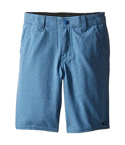 Oneill Kid's (Little Boy's)  Hybrid Walkshorts, (RYL) Royal Blue, Kids Size Small (4)