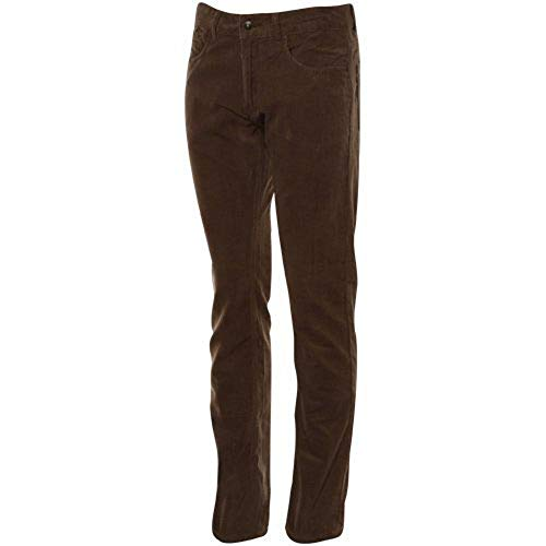 Rip Curl Boy's Collections Corduroy Pants, Mocca, 25
