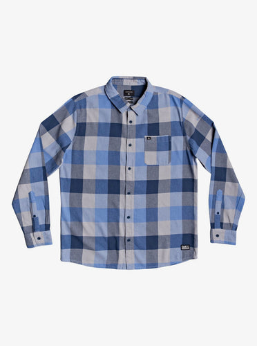 Quiksilver Motherfly Boy's Long Sleeve Flannel Shirt