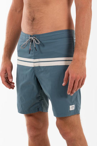 Katin Men's Now And Then Boardshorts, Overcast