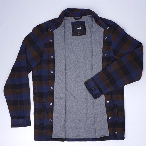 Vans Men's Olson Lined Flannel Shirt