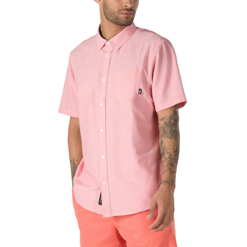 Vans Men's Houser S/S Sleeve Button Down Shirt