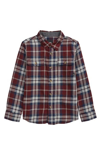 Vans Sycamore Men's Long Sleeve Flannel Shirt
