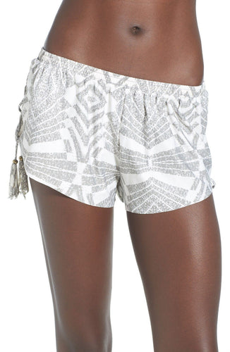 Rip Curl Junior's Solstice Boardwalk Shorts, (GRY) Grey, Size Small
