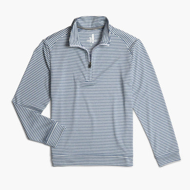 Johnnie-O Boy's Turn Lightweight 1/4 Zip Performance Pull Over