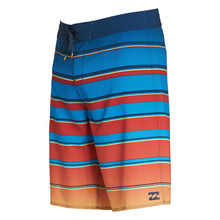 Load image into Gallery viewer, Billabong Boy's All Day X-Stripe Boardshorts, (BLU) Blue