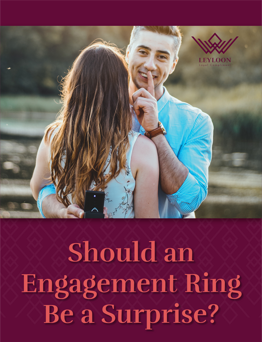 Should an Engagement Ring Be a Surprise?
