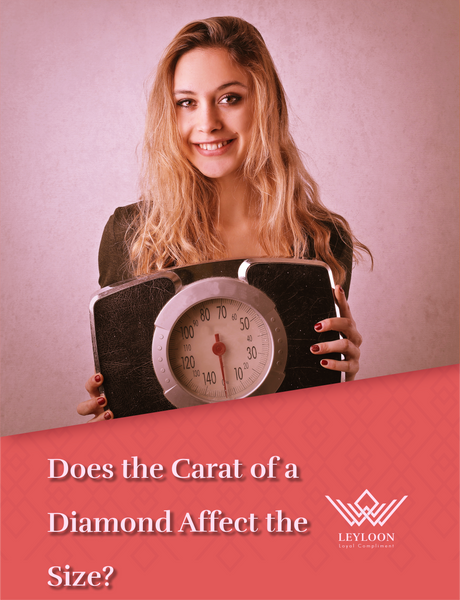 Does the Carat of a Diamond Affect the Size?