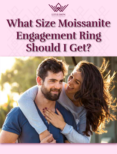 What Size Moissanite Engagement Ring Should I Get?