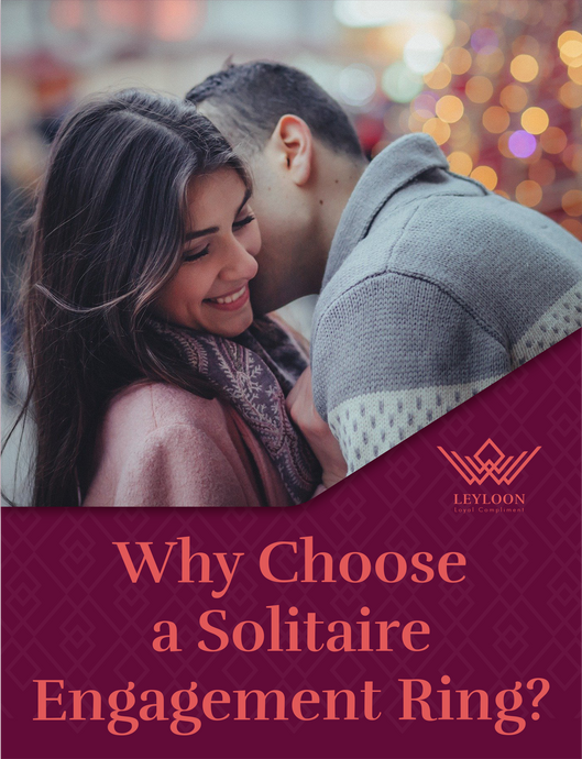 Why Choose a Solitaire Engagement Ring?
