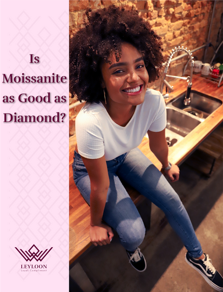 Is Moissanite as Good as Diamond?