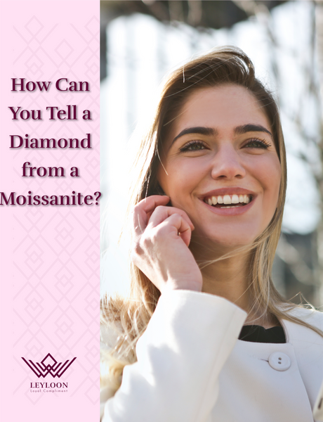 How Can You Tell a Diamond from a Moissanite?