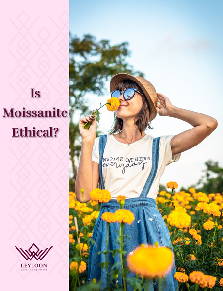 Is Moissanite Ethical?