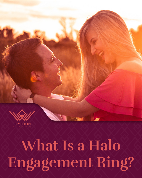 What Is a Halo Engagement Ring?