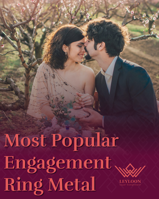 Most Popular Engagement Ring Metal