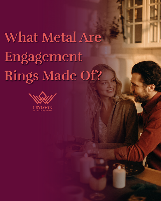 What Metal Are Engagement Rings Made Of?