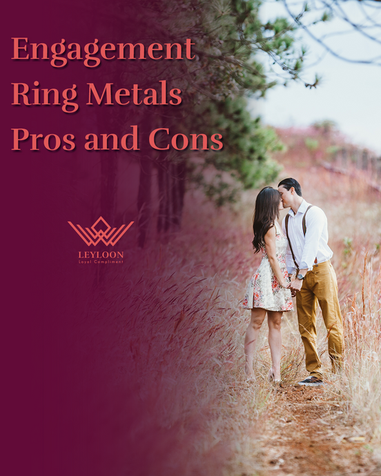 Engagement Ring Metals Pros and Cons
