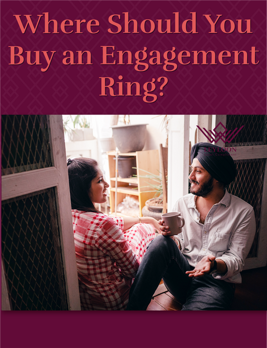Where Should You Buy an Engagement Ring?