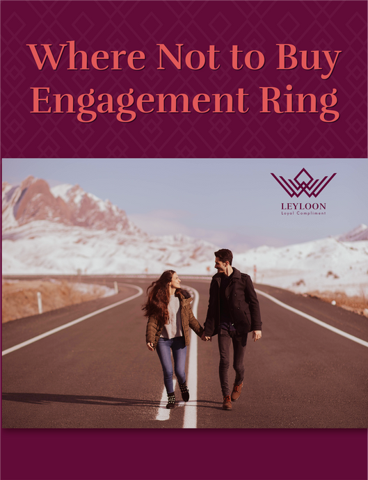 Where Not to Buy Engagement Ring