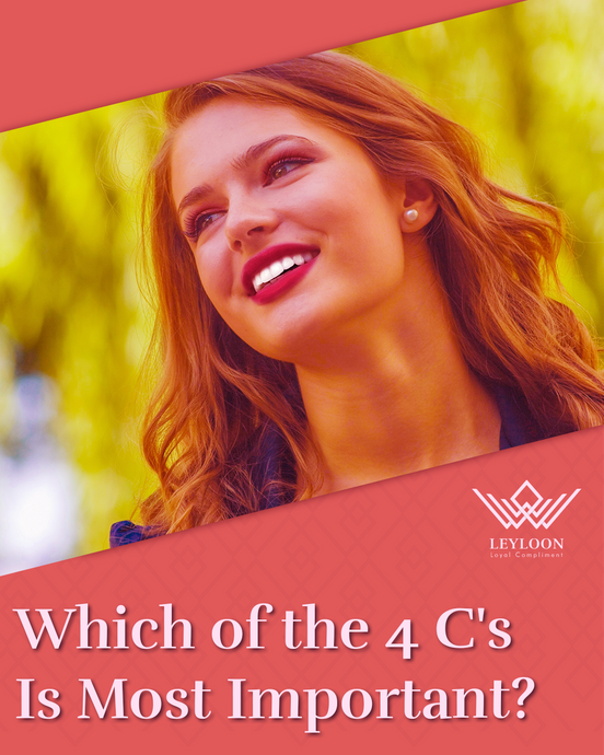 Which of the 4 C's Is Most Important?